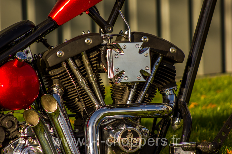 Maltese Cross Air Cleaner : Fred jj maltese cross airfilter l choppers francel