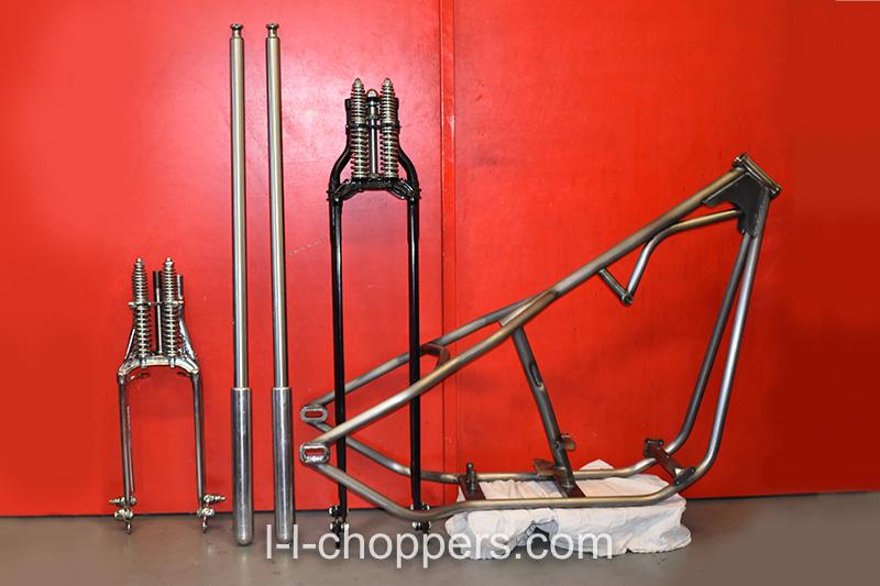 long forktubes